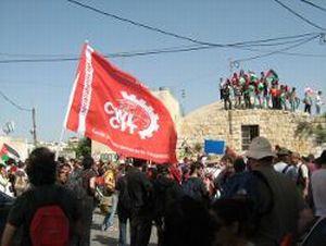 CWI members in Israel/Palestine
