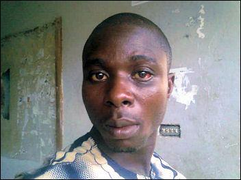 Ajibola Alex - photo Socialist Nigeria