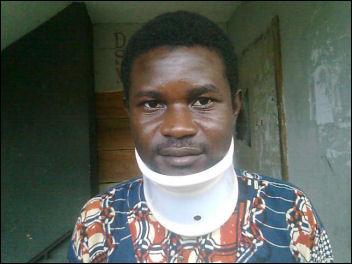 Tunde Dairo (Barryblacky) - photo Socialist Nigeria