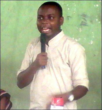 Kola Ibrahim Secretary DSM Osun State, photo DSM