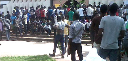 Students Boycott Lectures To Demand Restoration of Banned Students