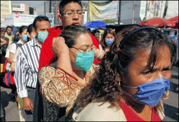 Mexico hit by flu epidemic