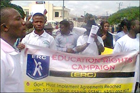 Education Rights Campaign support JAF Calabar August 27 - photo DSM