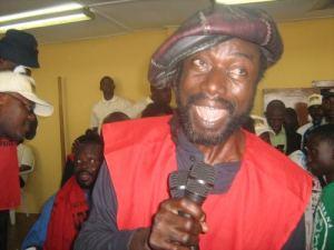 "Dagga Tolar ""the fast rising poet of the people"" Vanguard, Lagos (17 September)"