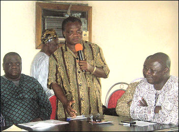 Dipo Fashina, former President, Academic Staff Union of Universities (ASUU) - photo DSM