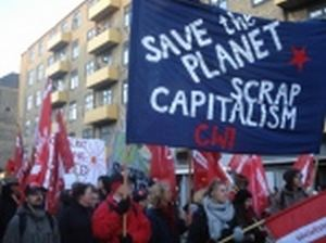 Save the planet, stop capitalism!