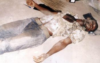 Charles Okoroafor slain by police