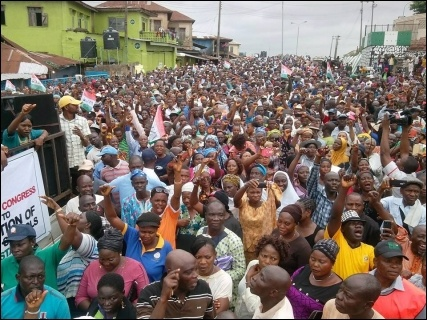 Thousands of Oyo workers on street in June 15 mass protest