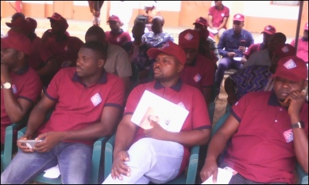 ULC members at May Day Symposium in Osogbo, Osun state - photo DSM