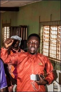Comrade Hassan Taiwo Soweto - photo DSM