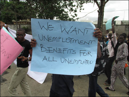 Unemployment benefits for all unemployed, photo by DSM