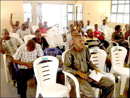 CDWR May Day Symposium in Ibadan on April 30 - photo DSM