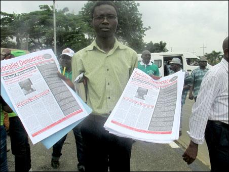 Intervening with SD in Lagos - photo DSM